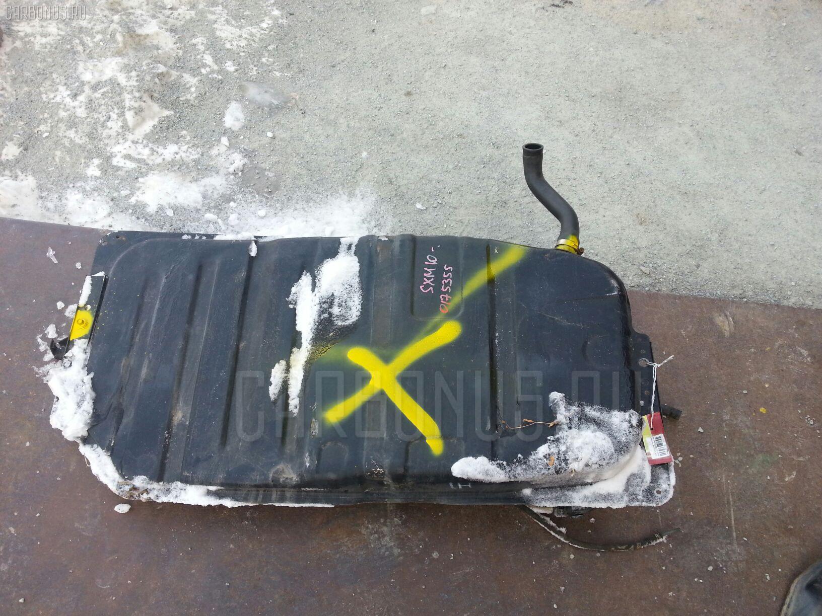 Бак топливный TOYOTA GAIA SXM10G 3S-FE Фото 2