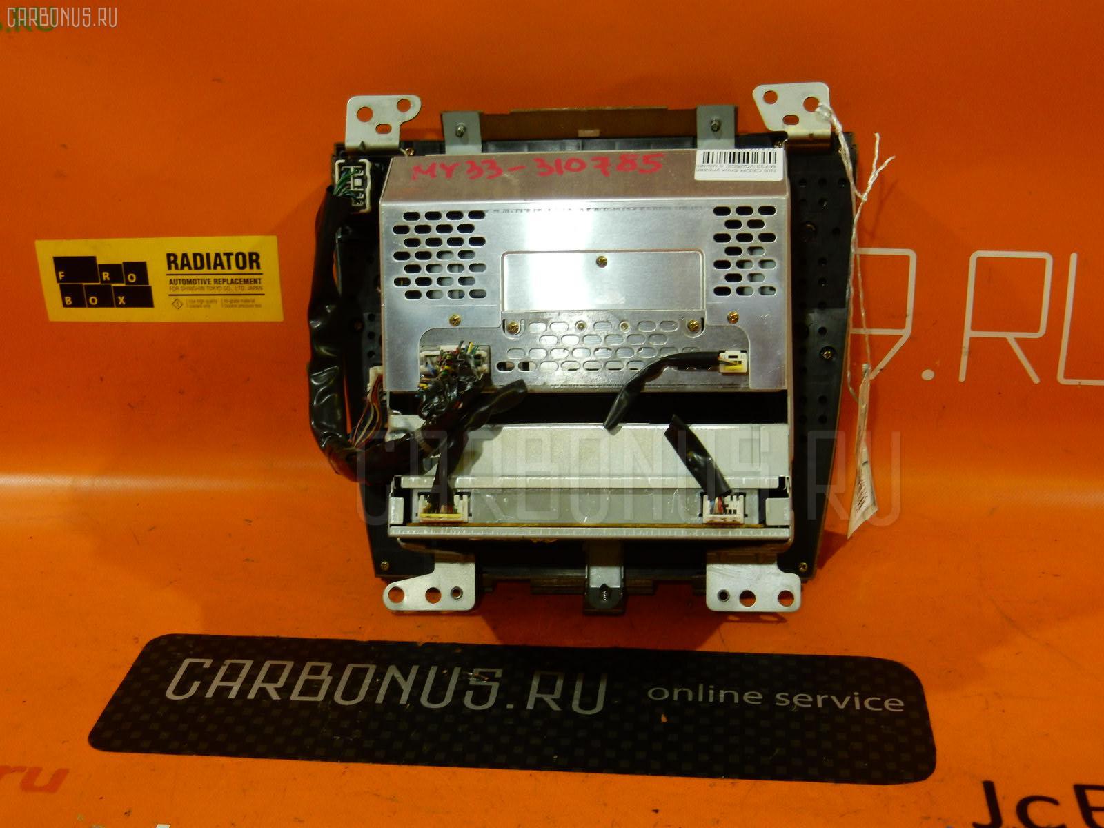 Блок управления климатконтроля NISSAN CEDRIC MY33 VQ25DE Фото 2