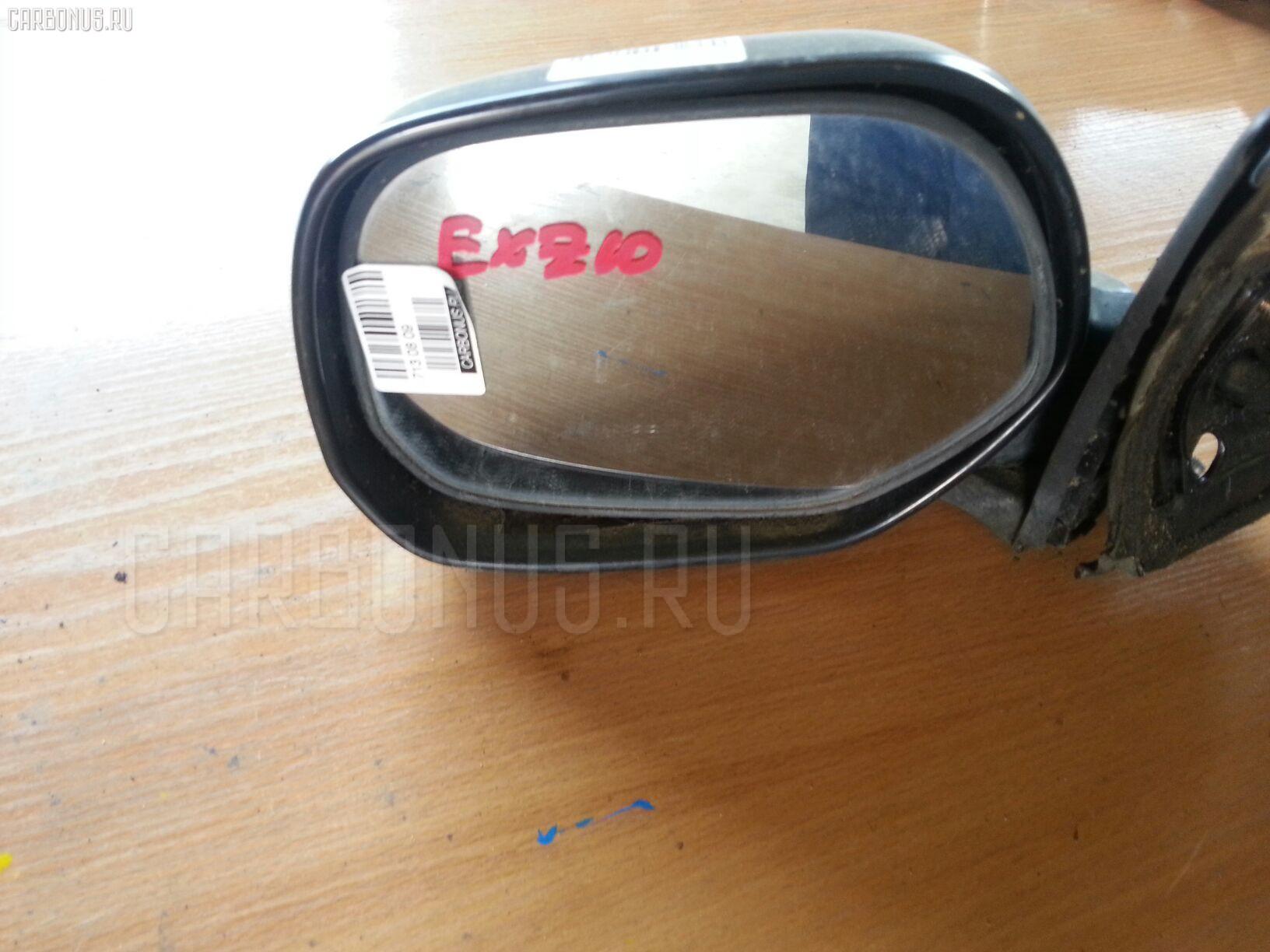 Зеркало двери боковой Toyota Raum EXZ10 Фото 1