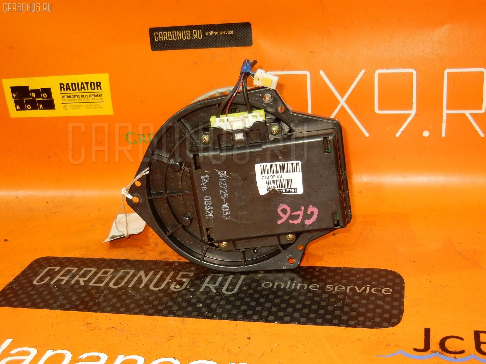 Мотор печки SUBARU IMPREZA WAGON GF6 Фото 2