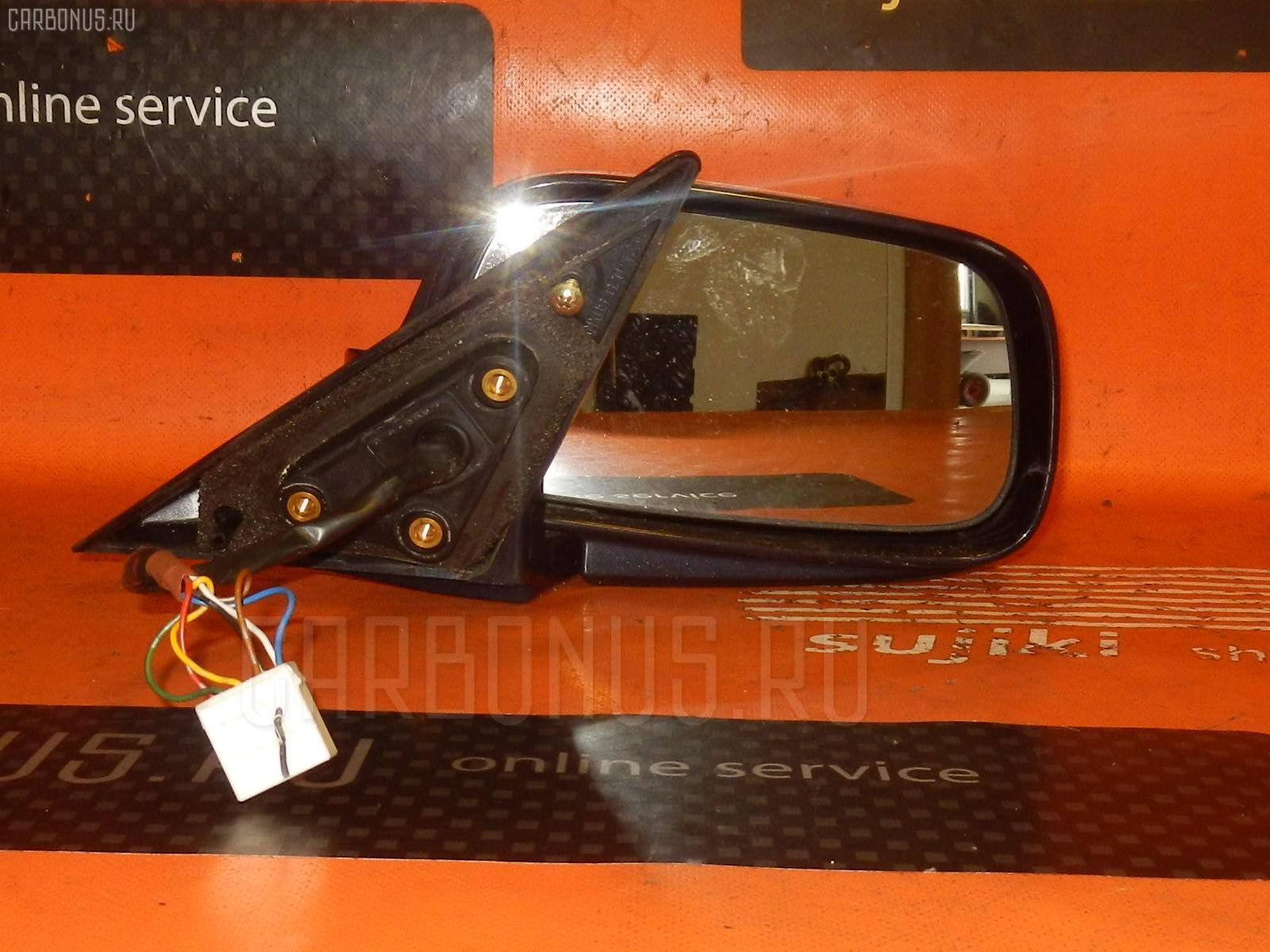 Зеркало двери боковой TOYOTA VISTA SV43. Фото 2