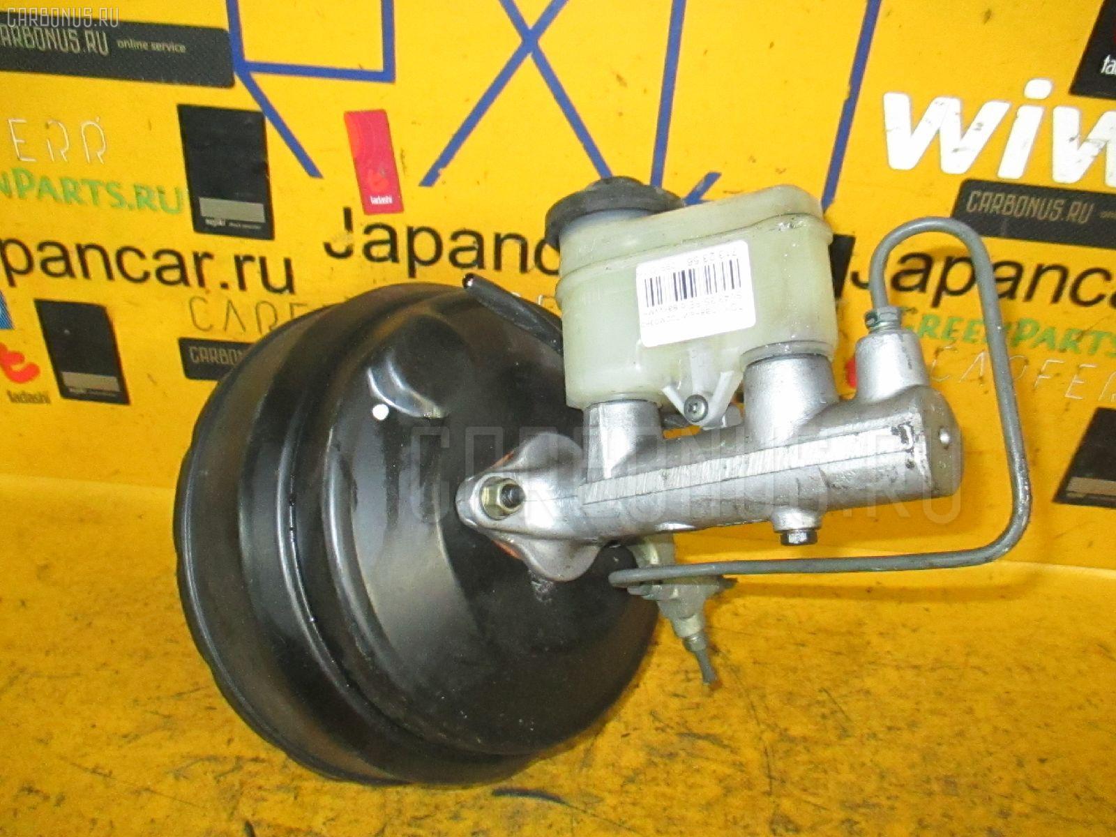 Главный тормозной цилиндр TOYOTA SV43 3S-FE. Фото 8
