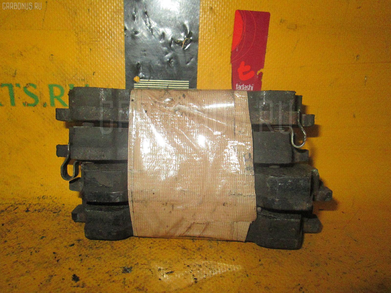 Тормозные колодки MAZDA PREMACY CP8W FP-DE. Фото 4