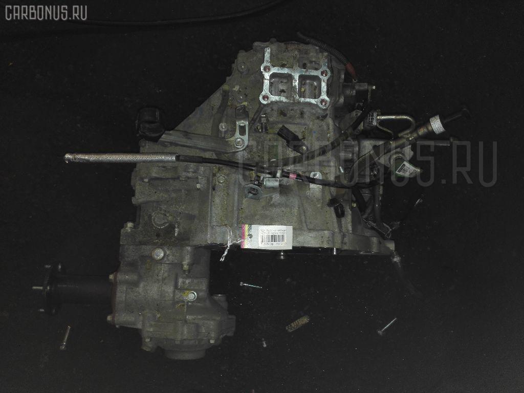 КПП автоматическая TOYOTA RACTIS NCP105 1NZ-FE Фото 1