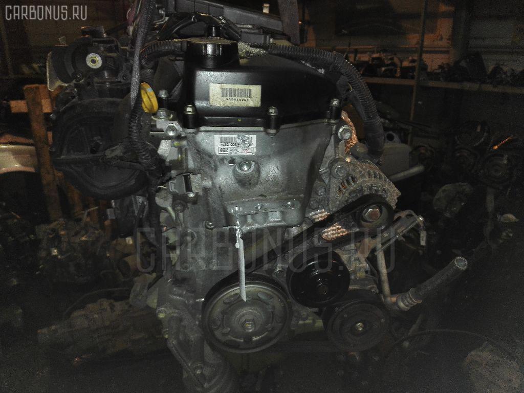 Двигатель Toyota Passo KGC10 1KR-FE Фото 1