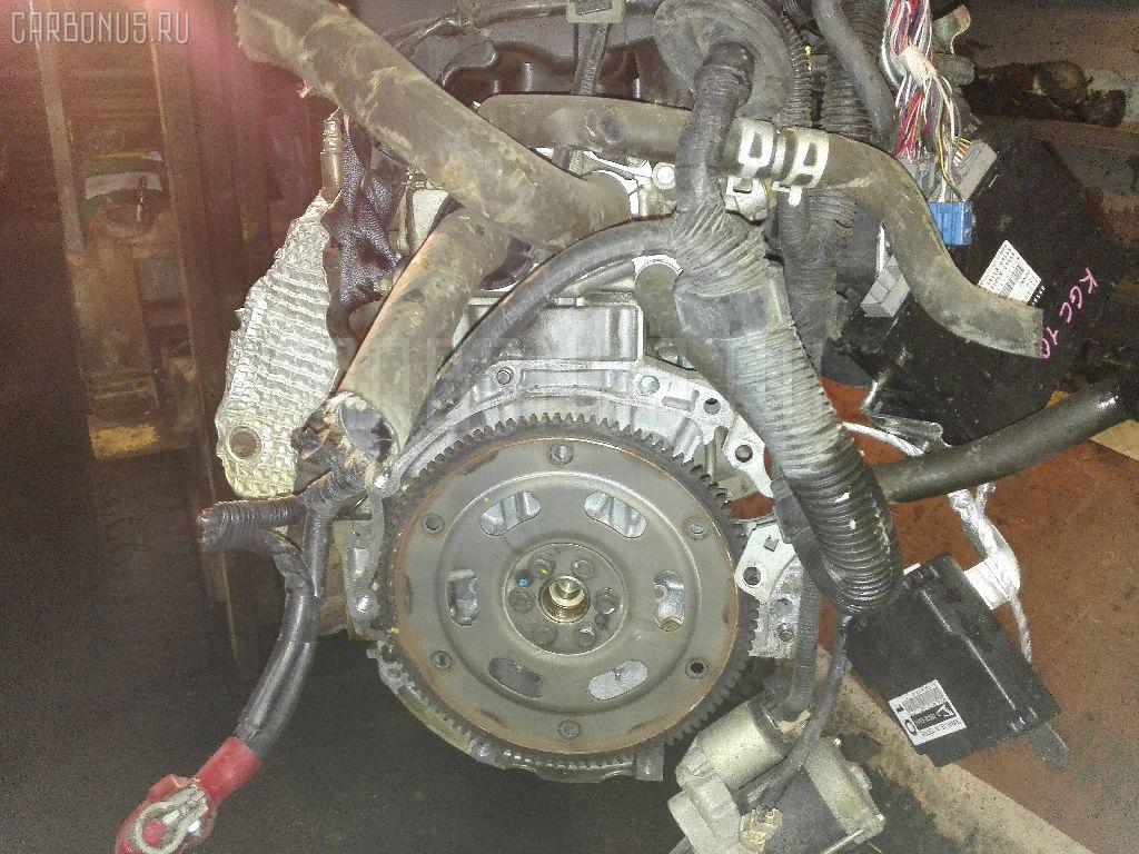 Двигатель TOYOTA PASSO KGC10 1KR-FE Фото 3