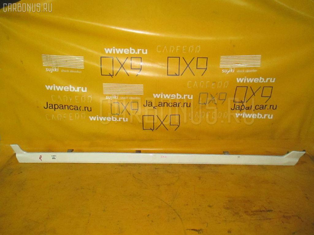 Порог кузова пластиковый ( обвес ) HONDA MOBILIO SPIKE GK2 Фото 1