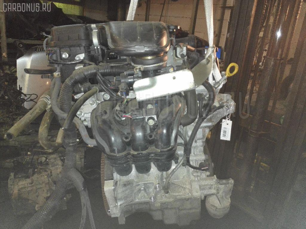 Двигатель TOYOTA PASSO KGC15 1KR Фото 2