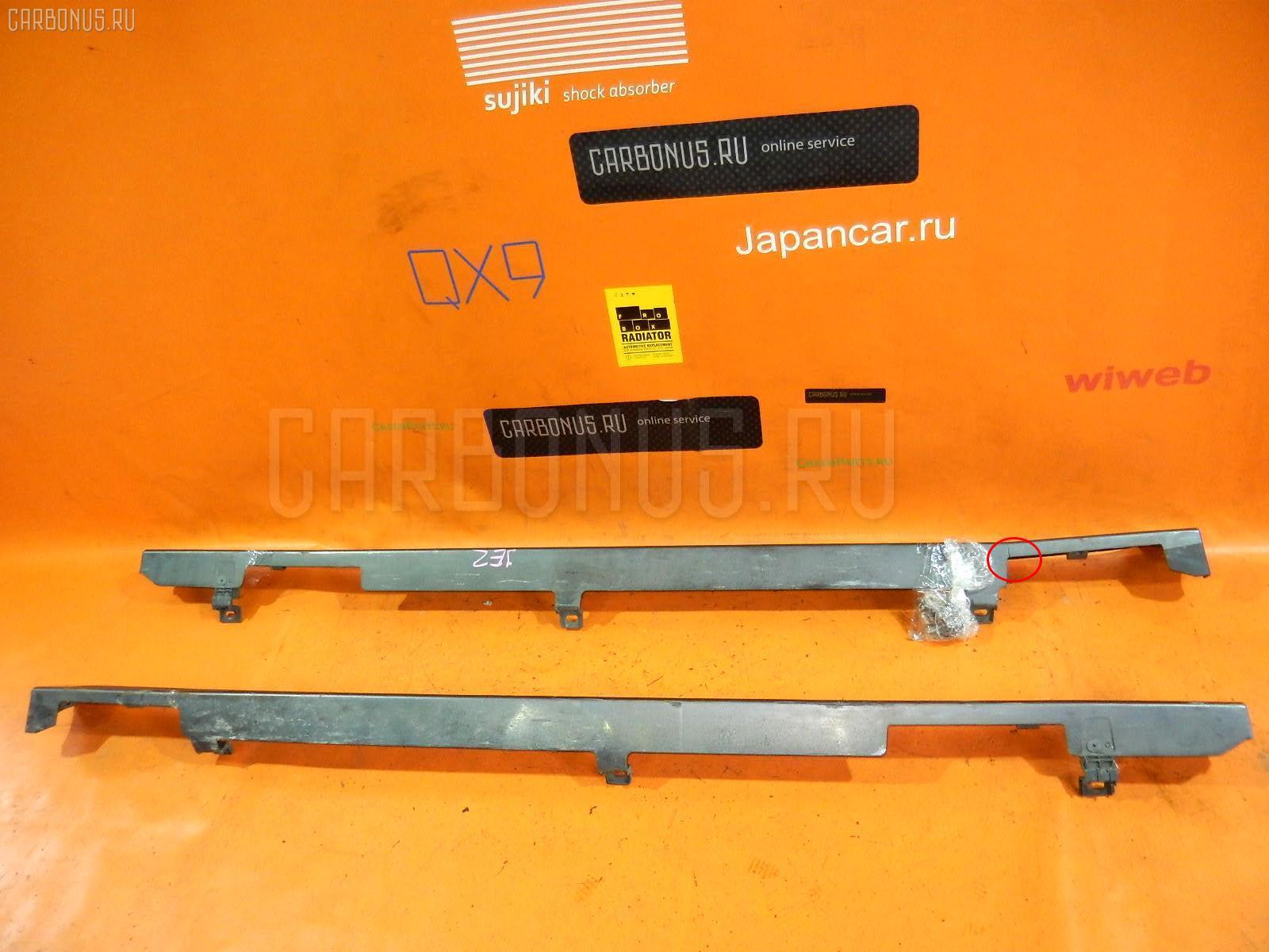 Порог кузова пластиковый ( обвес ) HONDA ZEST JE2 Фото 1