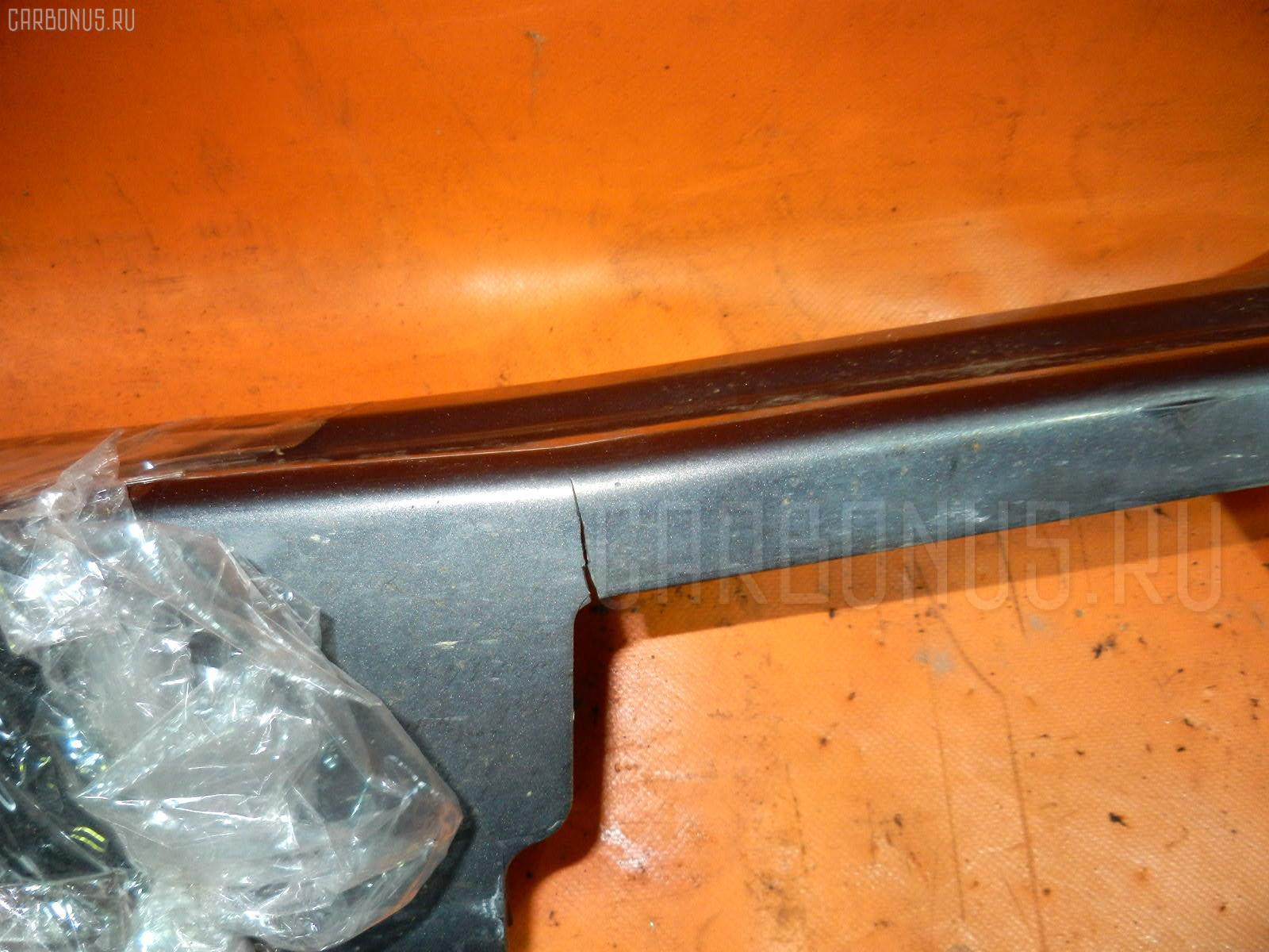 Порог кузова пластиковый ( обвес ) HONDA ZEST JE2 Фото 3