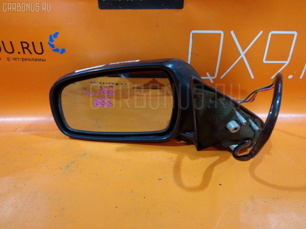 Зеркало двери боковой NISSAN CEFIRO WAGON WA32. Фото 10