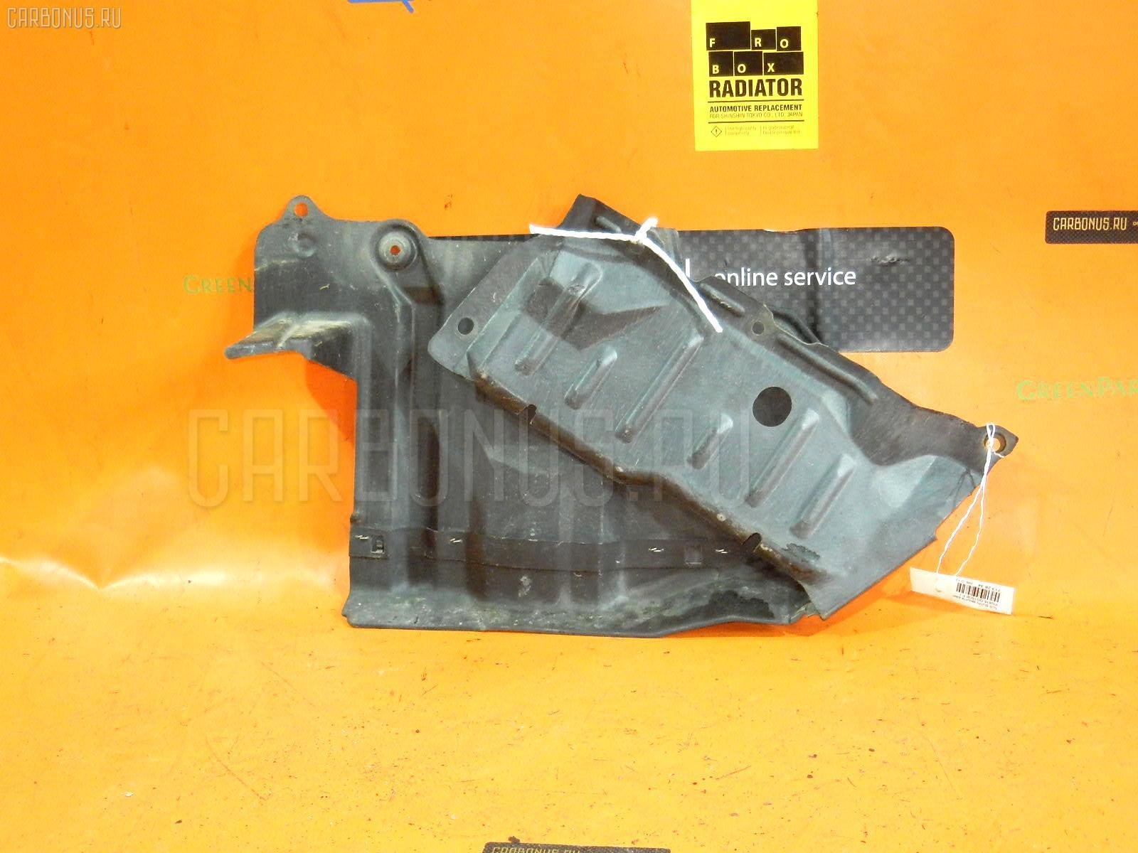 Защита двигателя NISSAN SUNNY FNB15 QG15DE. Фото 4
