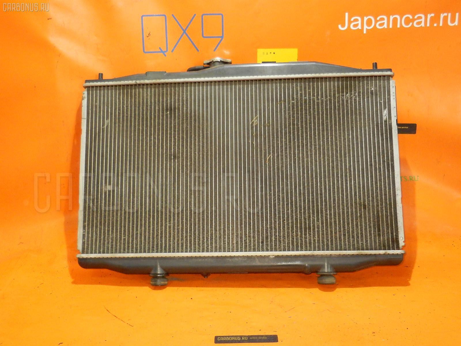 Радиатор ДВС HONDA ACCORD WAGON CM3 K24A. Фото 3