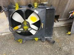 Радиатор ДВС MAZDA FAMILIA WAGON BW5W E5 Фото 2
