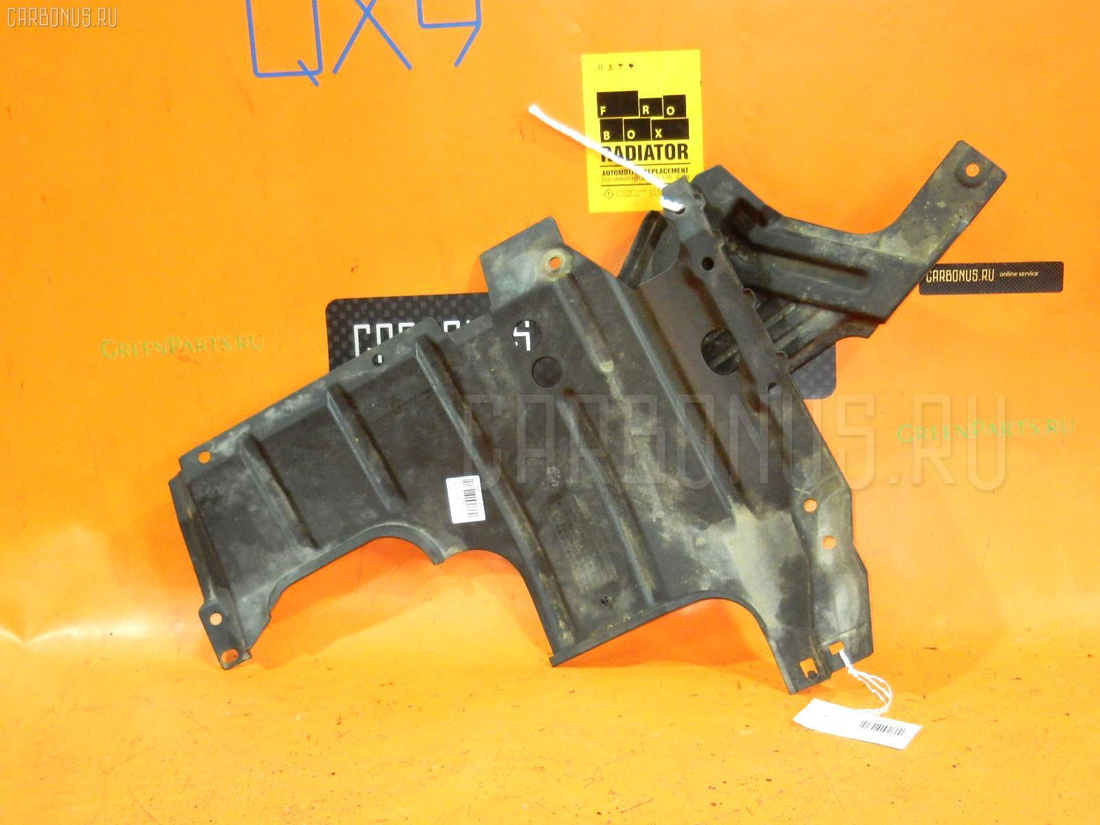 Защита двигателя MITSUBISHI AIRTREK CU2W 4G63T. Фото 3