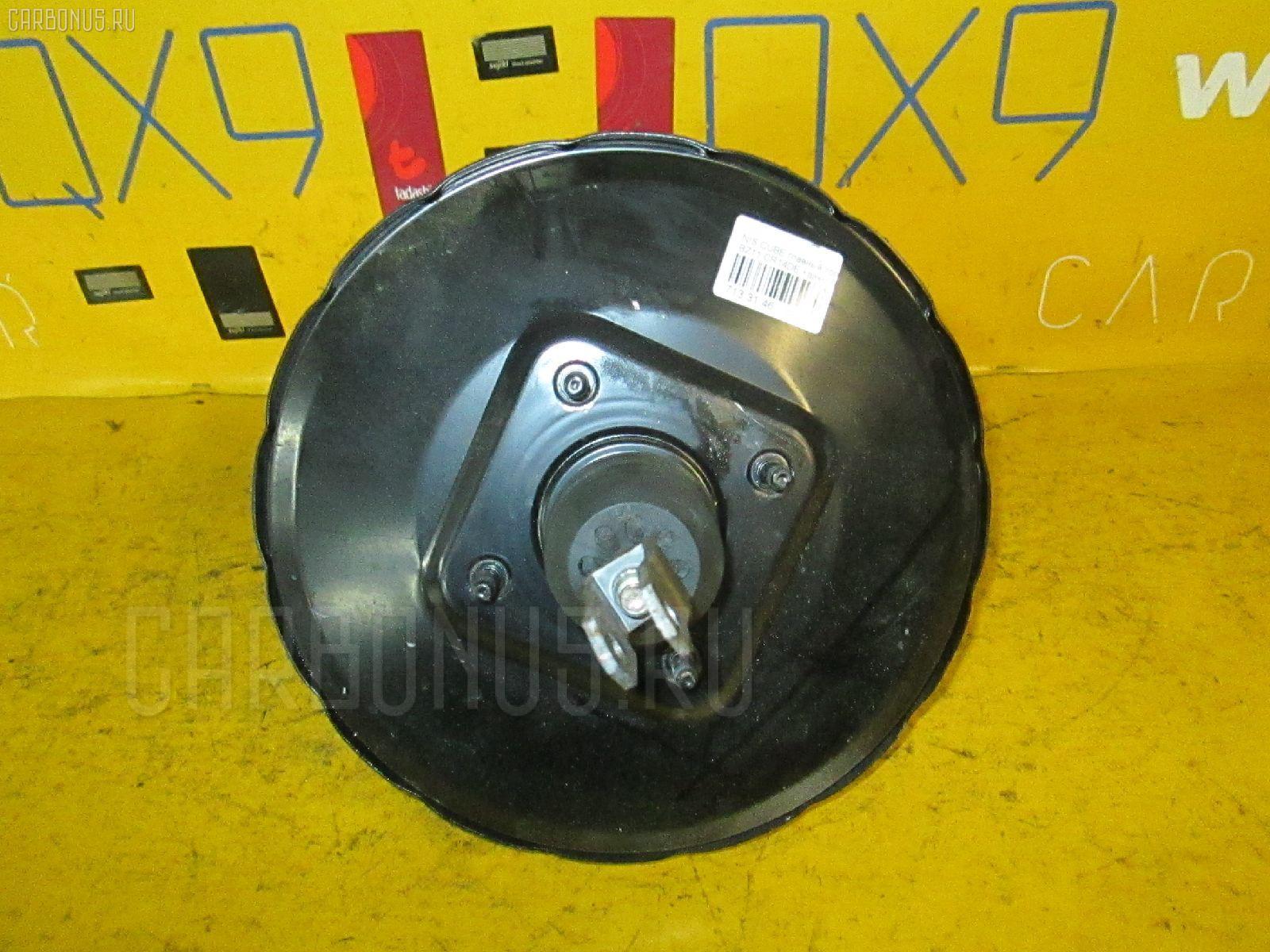 Главный тормозной цилиндр NISSAN CUBE BZ11 CR14DE. Фото 5