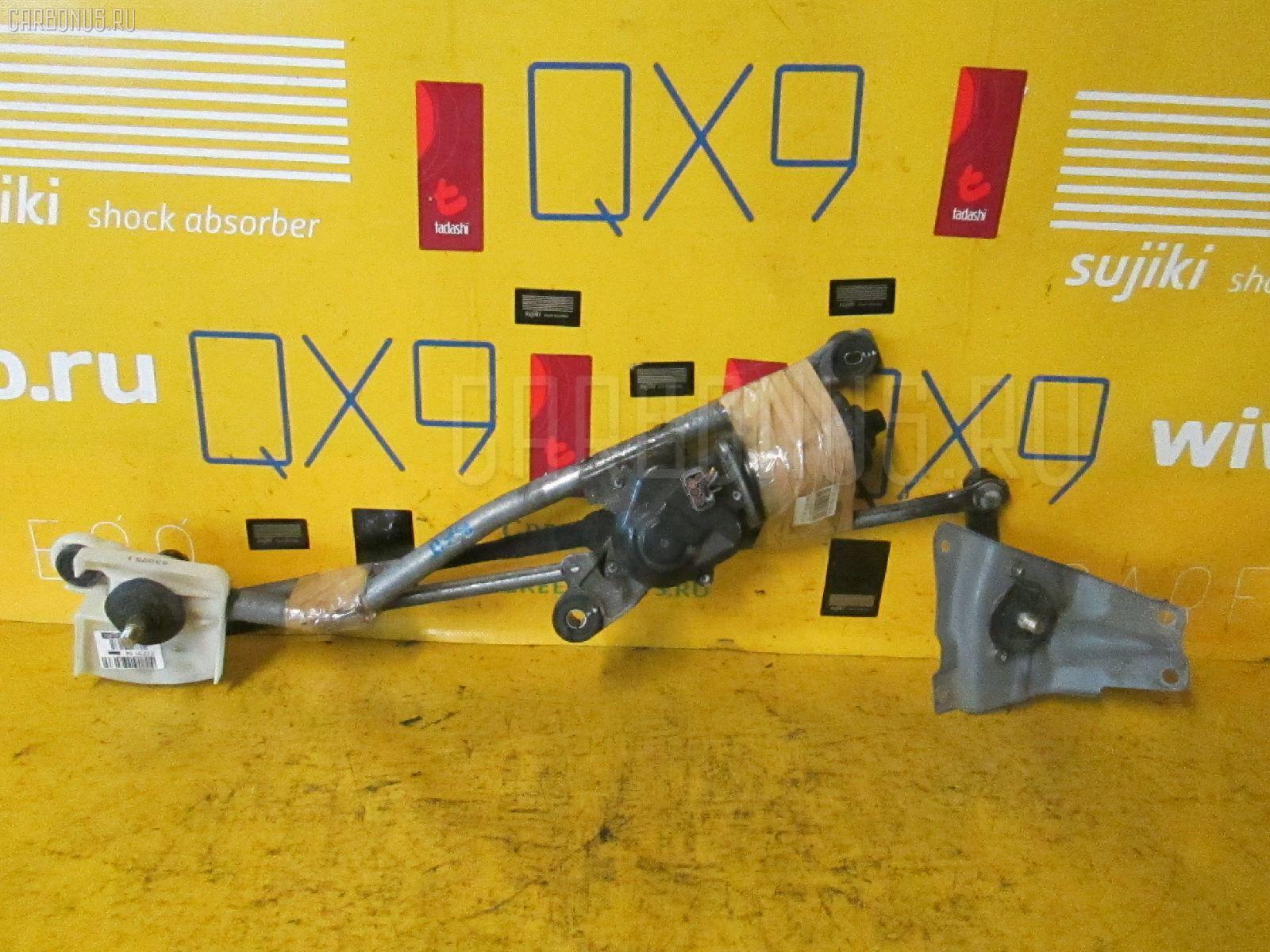 Мотор привода дворников Nissan Cube BZ11 Фото 1