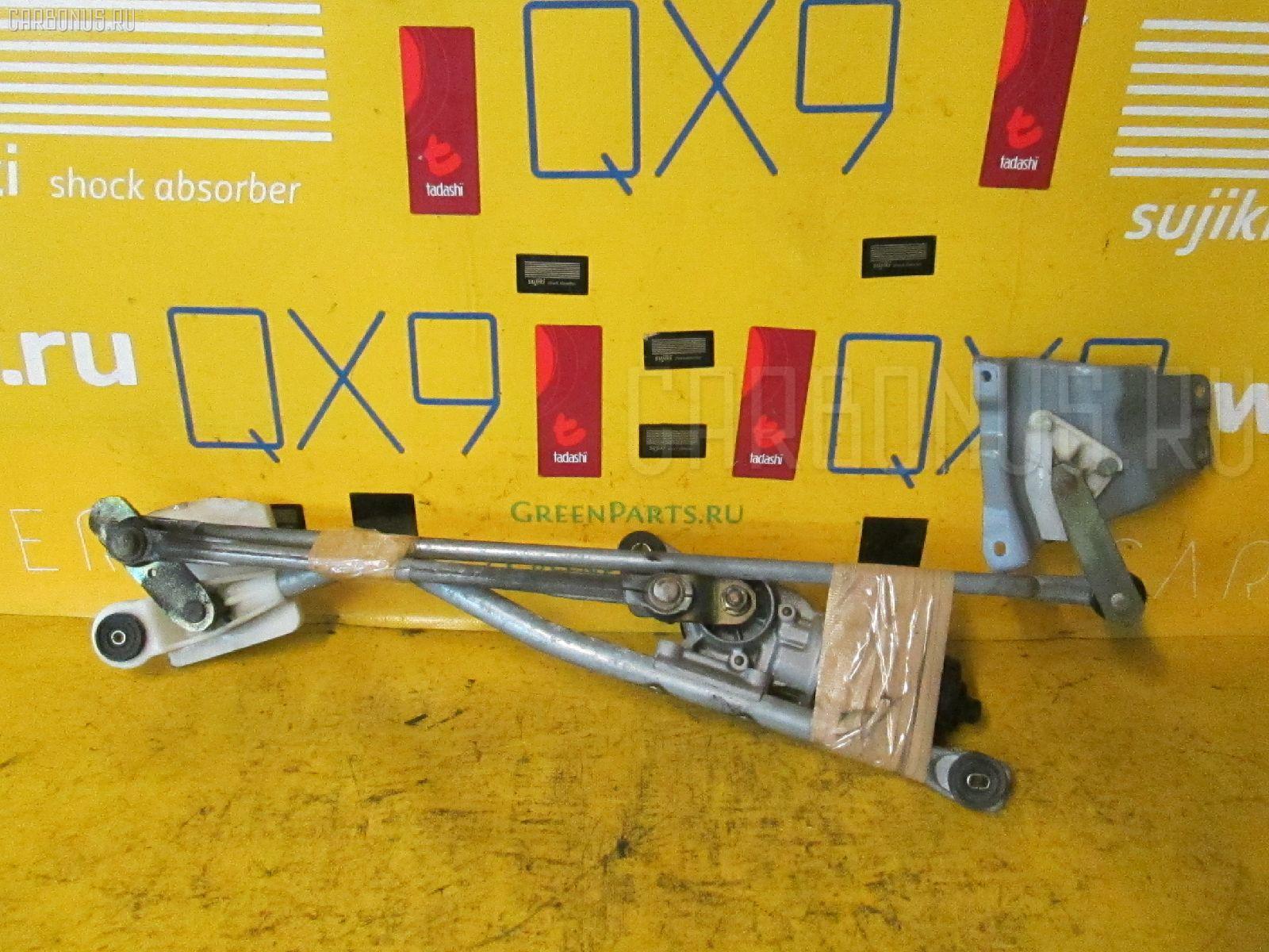 Мотор привода дворников NISSAN CUBE BZ11 Фото 2