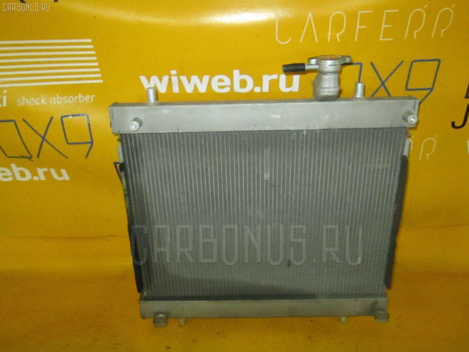 Радиатор ДВС SUZUKI EVERY DA64V K6A Фото 1