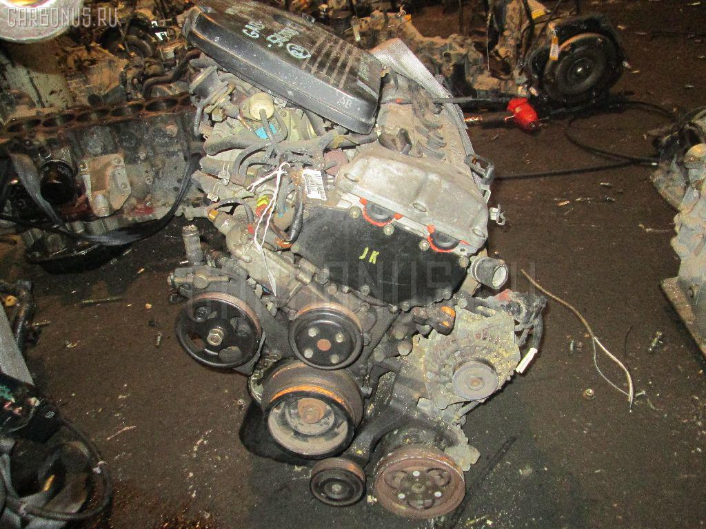 Двигатель NISSAN AD VAN VY10 GA13DS. Фото 2