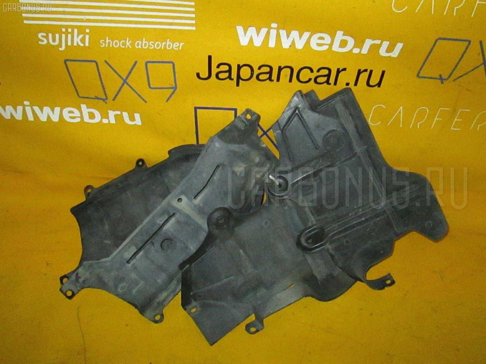 Защита двигателя Nissan March AK11 GA13DS Фото 1