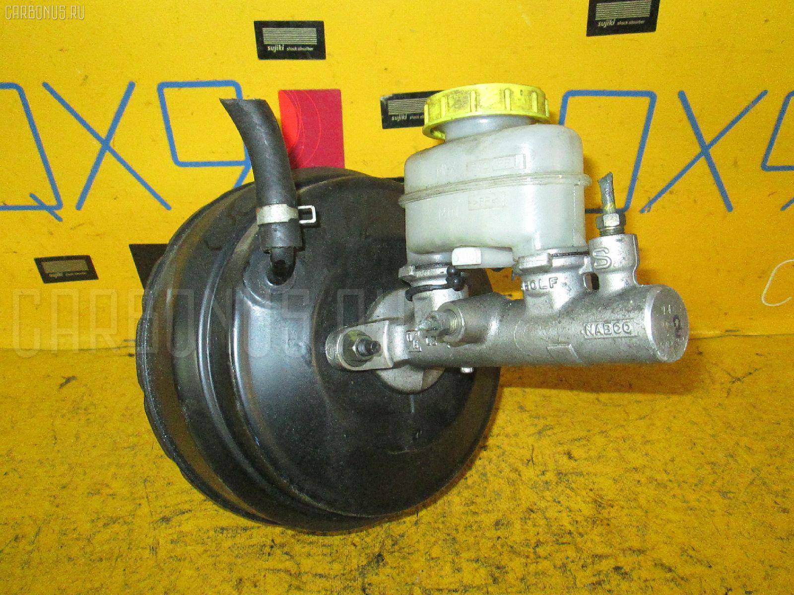 Главный тормозной цилиндр NISSAN AD VAN VY10 GA13DE Фото 2