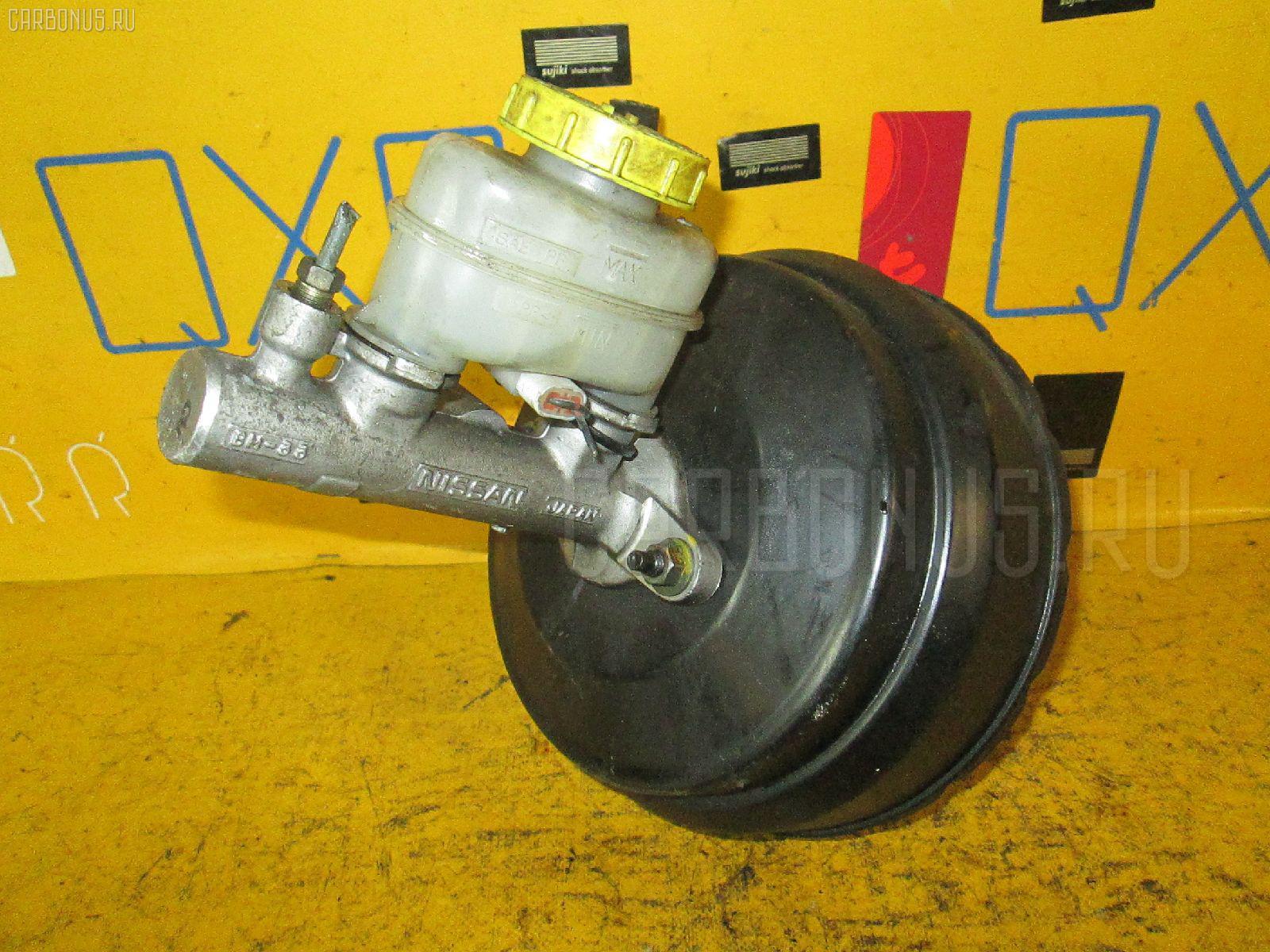 Главный тормозной цилиндр NISSAN AD VAN VY10 GA13DE Фото 3