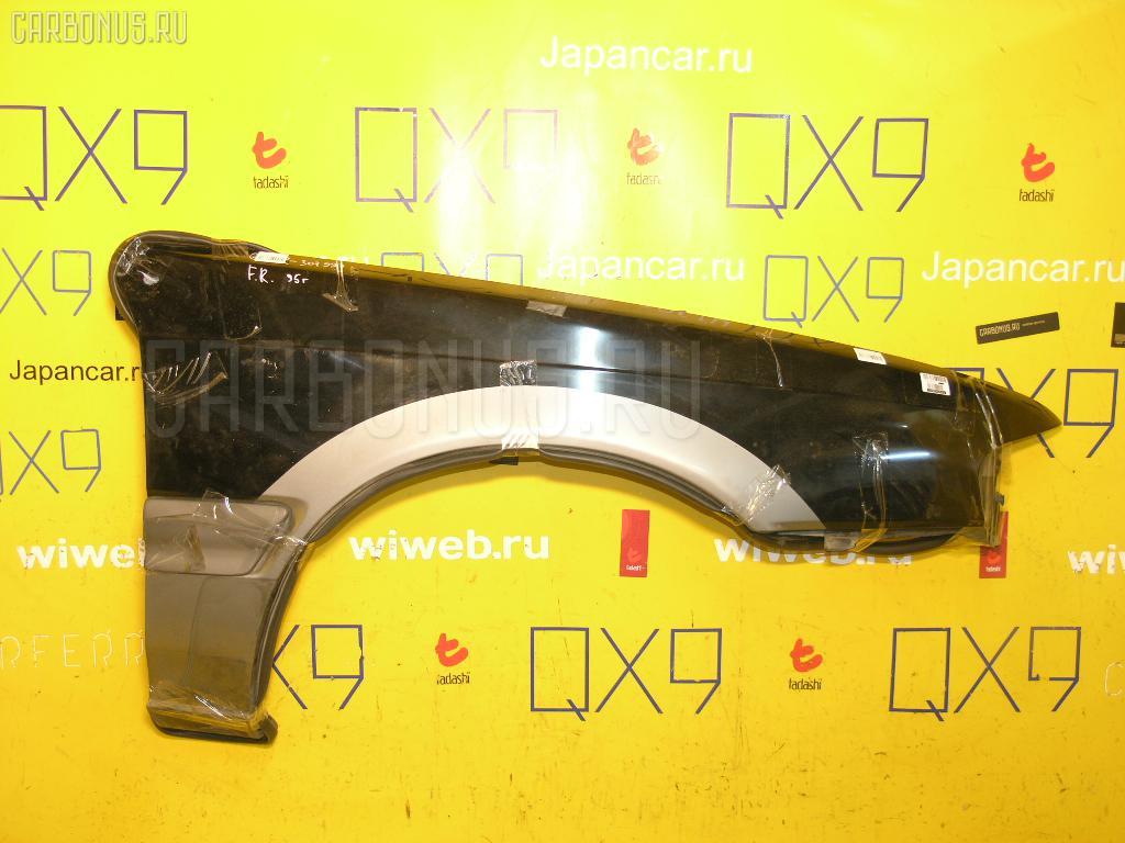 Крыло переднее Mazda Capella wagon GVER Фото 1