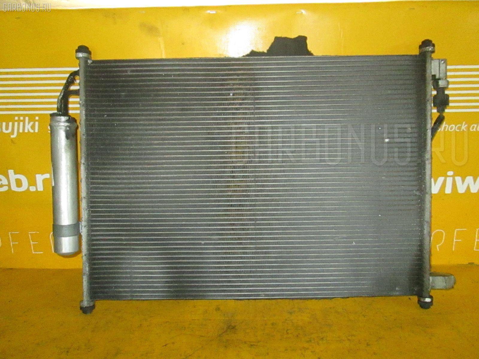 Радиатор кондиционера NISSAN LAFESTA B30 MR20DE. Фото 5
