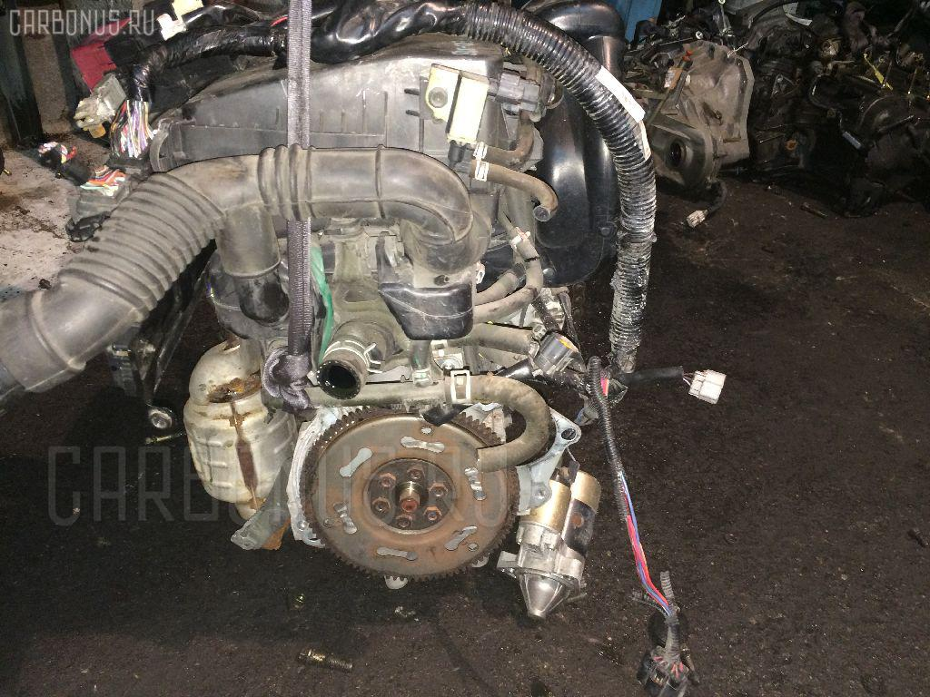 Двигатель SUZUKI WAGON R MH21S K6A Фото 4