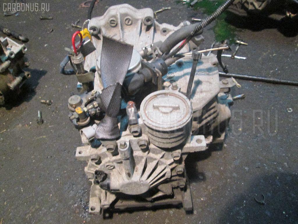 КПП автоматическая SUZUKI KEI HN22S K6A-T Фото 3