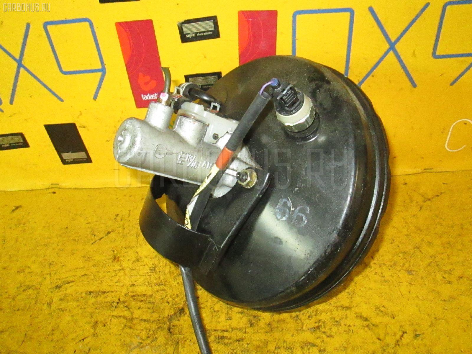 Главный тормозной цилиндр SUZUKI EVERY WAGON DA62W K6A-T Фото 3