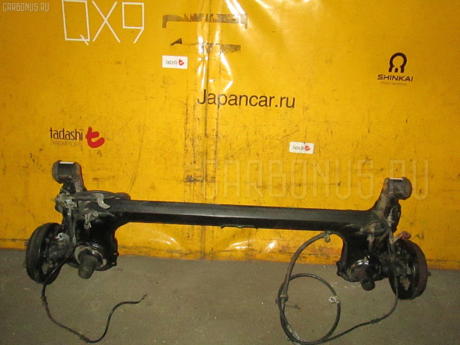Балка подвески DAIHATSU MAX L950S EF-VE. Фото 6