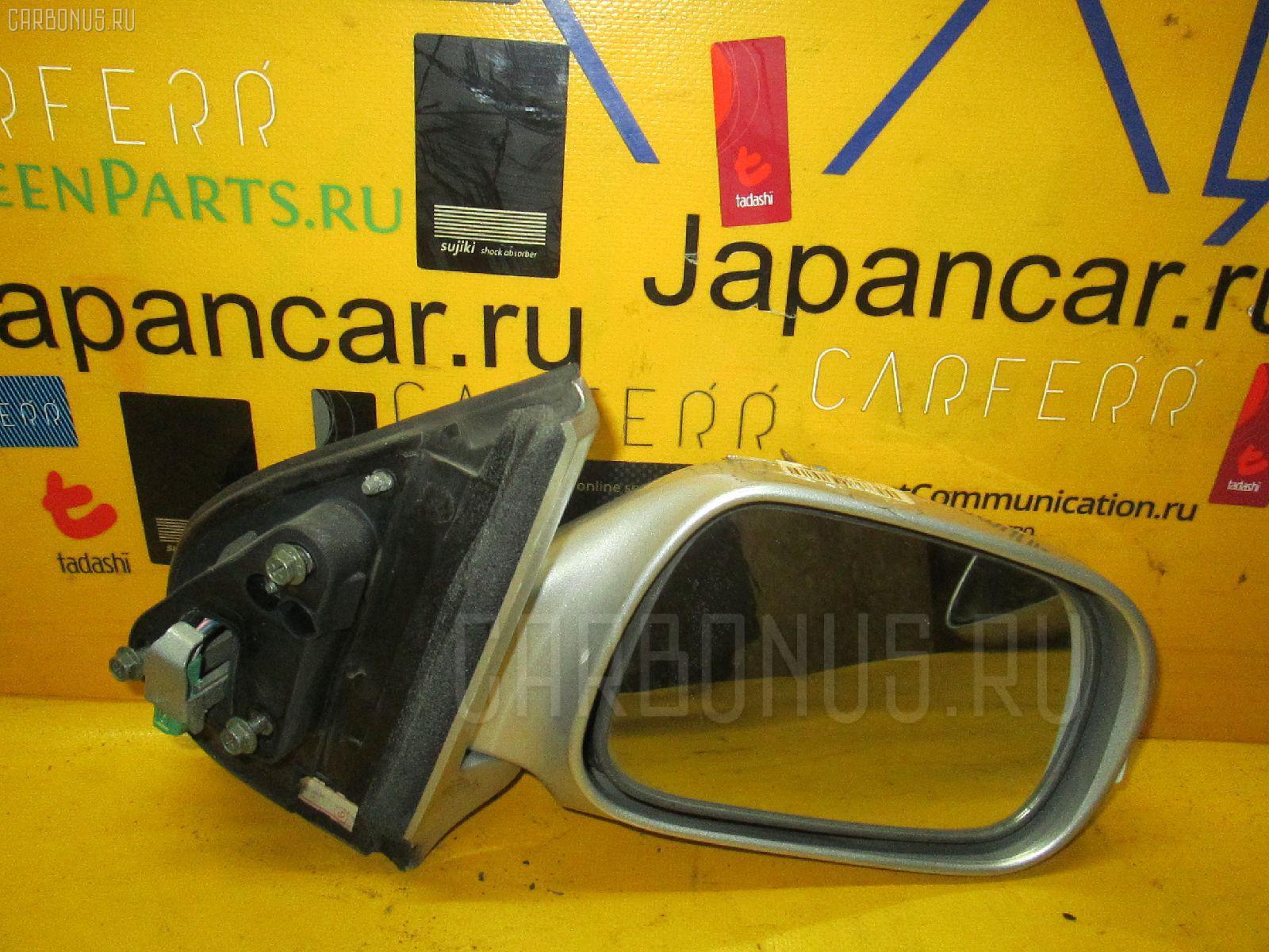 Зеркало двери боковой SUZUKI KEI HN22S. Фото 4