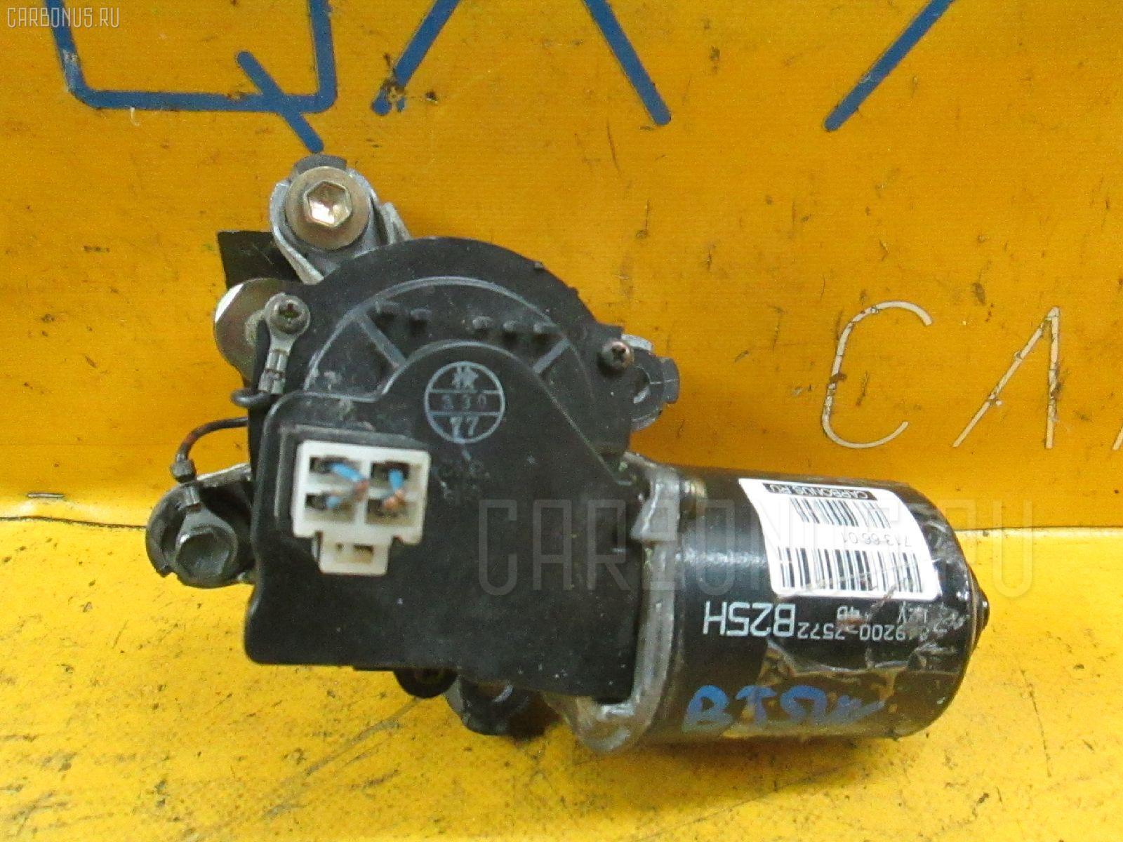 Мотор привода дворников MAZDA FAMILIA S-WAGON BJ5W. Фото 3