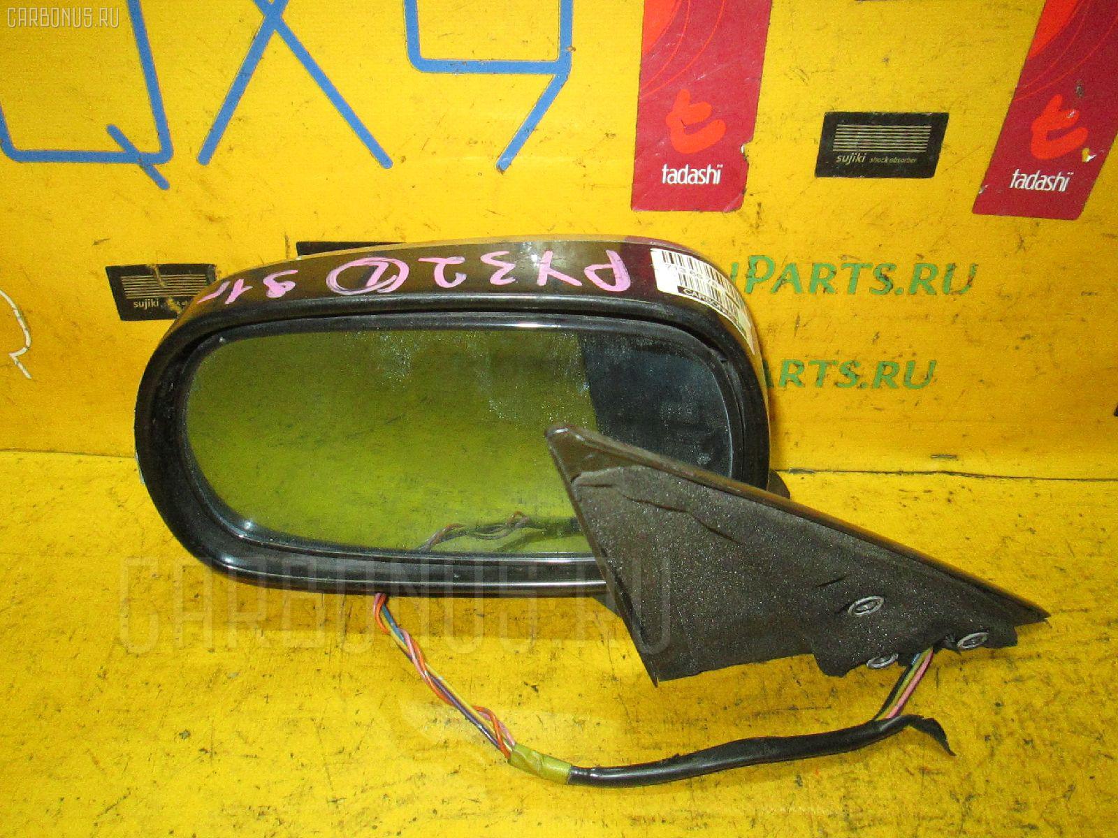 Зеркало двери боковой NISSAN CEDRIC PY32. Фото 2