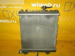 Радиатор ДВС Suzuki Wagon r MH21S K6A Фото 2