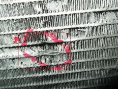 Радиатор кондиционера Nissan Serena C25 MR20DE Фото 1