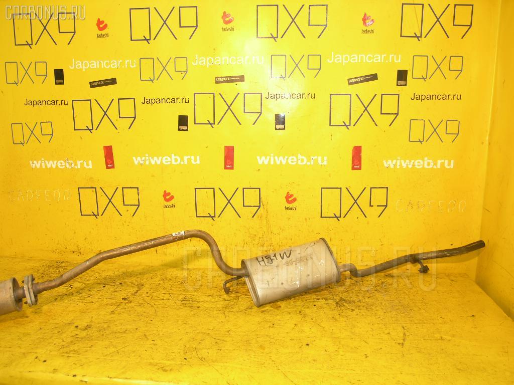 Глушитель NISSAN OTTI H91W 3G83 Фото 1