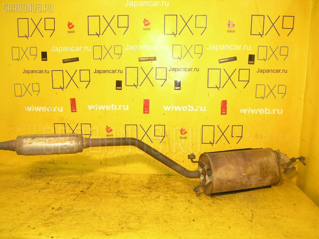 Глушитель HONDA STEPWGN RF2 B20B. Фото 4