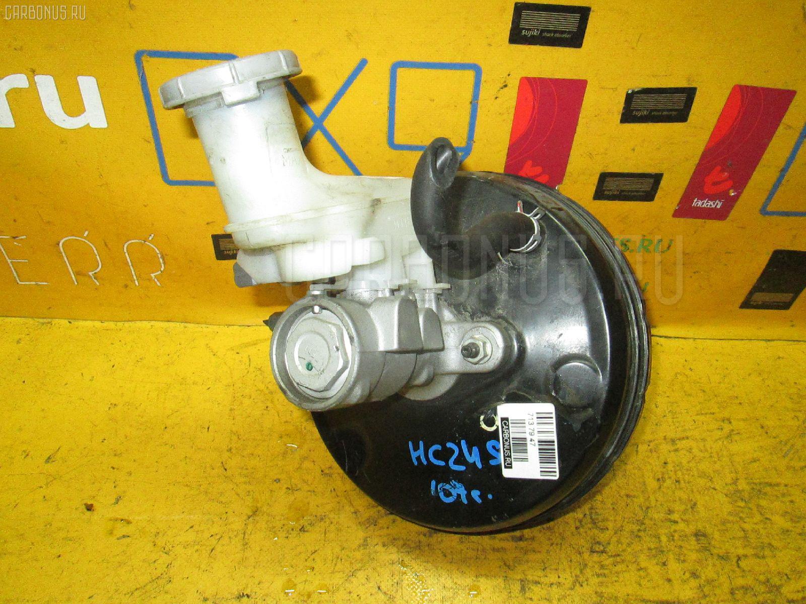 Главный тормозной цилиндр NISSAN PINO HC24S K6A Фото 2