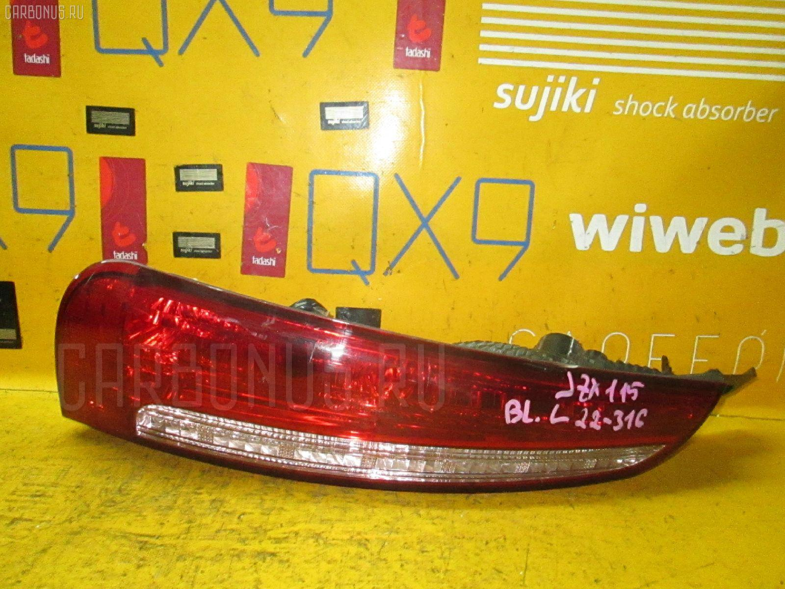 Стоп Toyota Mark ii blit JZX115W Фото 1