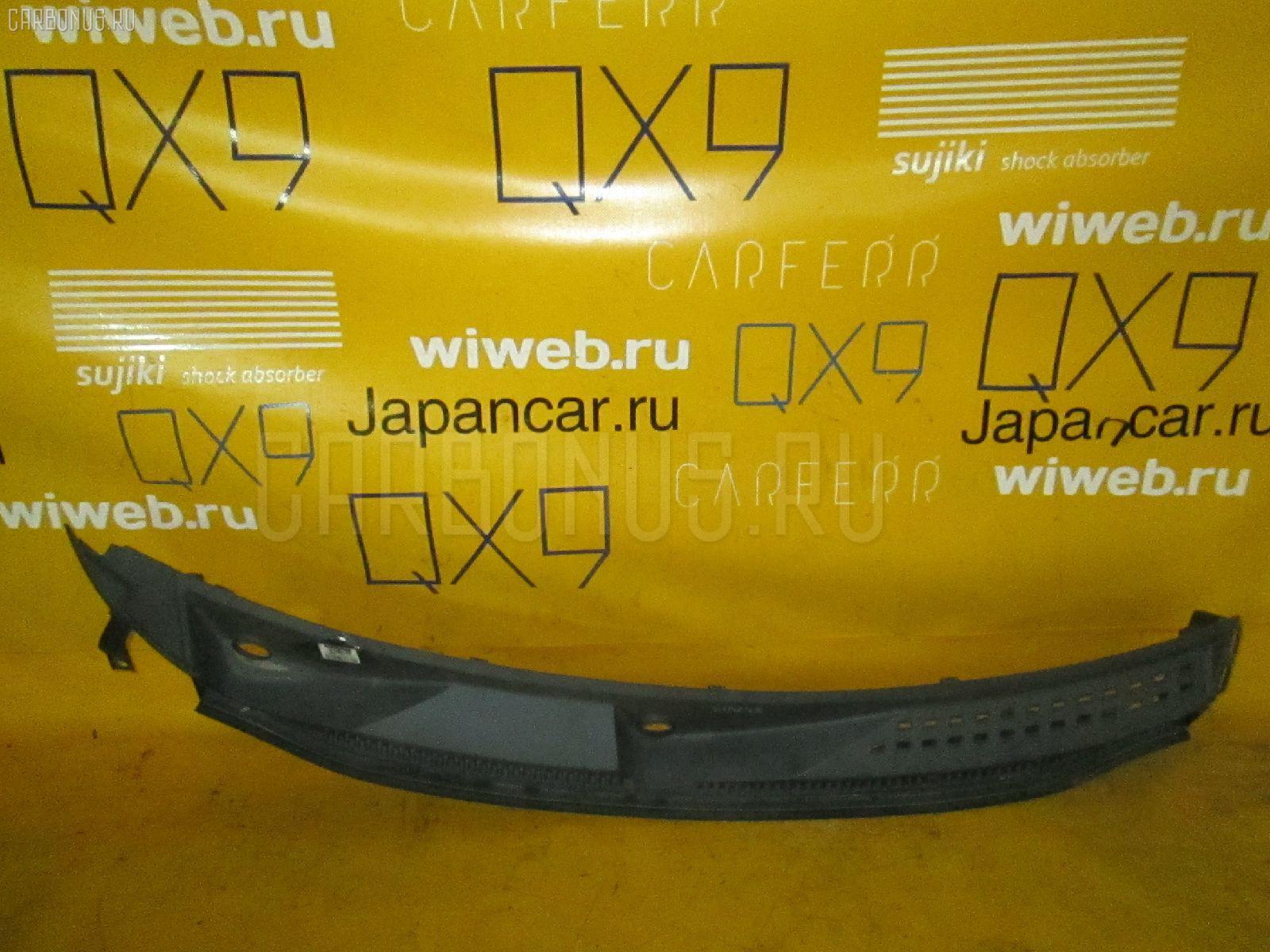 Решетка под лобовое стекло SUZUKI ALTO HA24S Фото 1