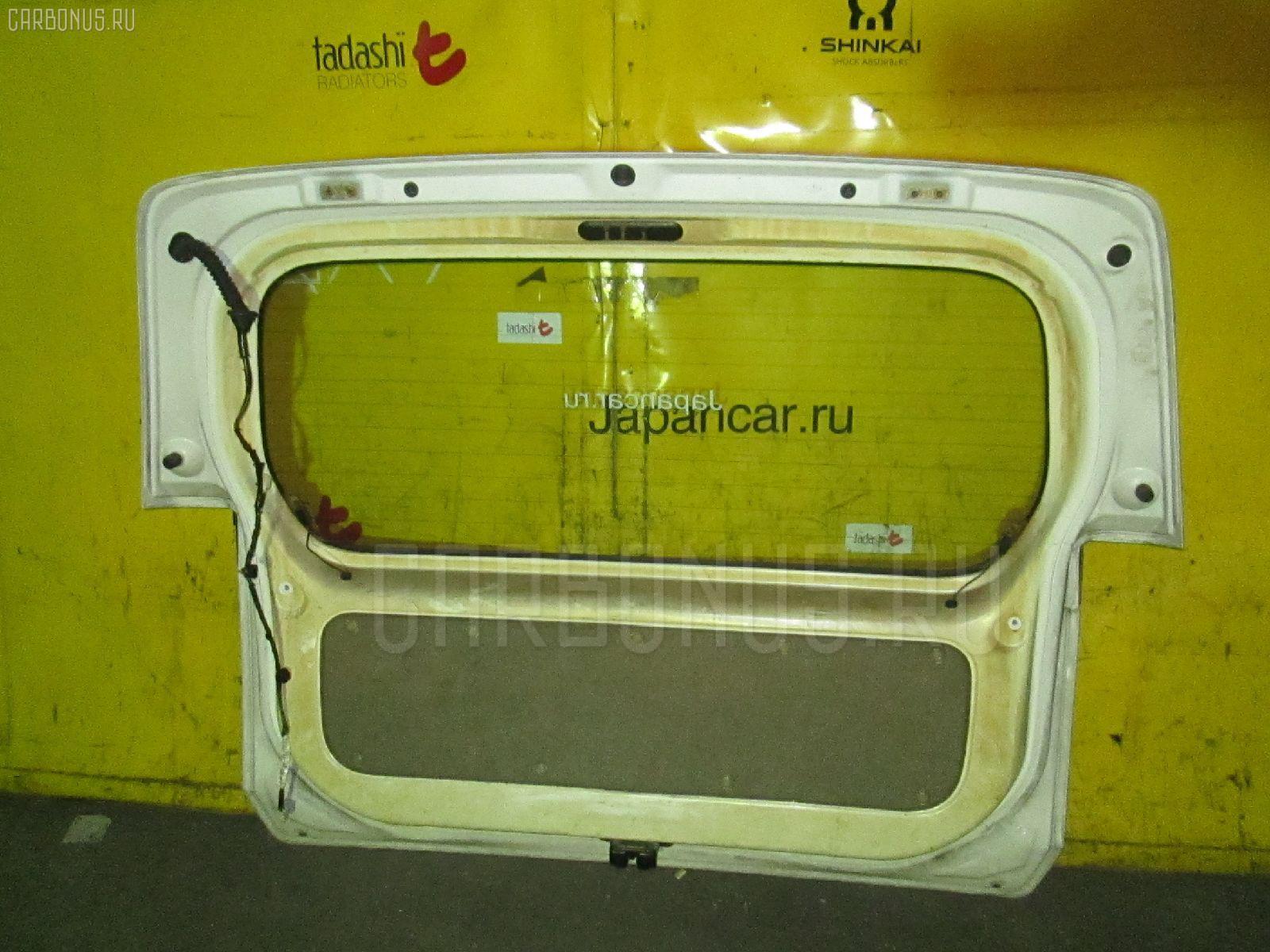 Дверь задняя SUZUKI ALTO HA24S. Фото 3