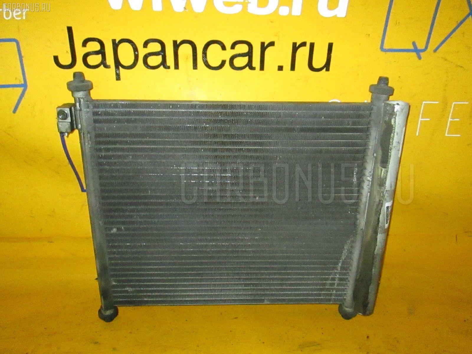 Радиатор кондиционера SUZUKI ALTO HA24S K6A Фото 2