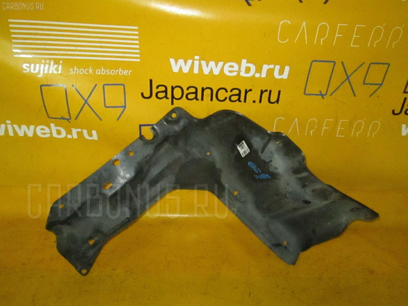 Защита двигателя TOYOTA COROLLA FIELDER NZE141 1NZ-FE Фото 1