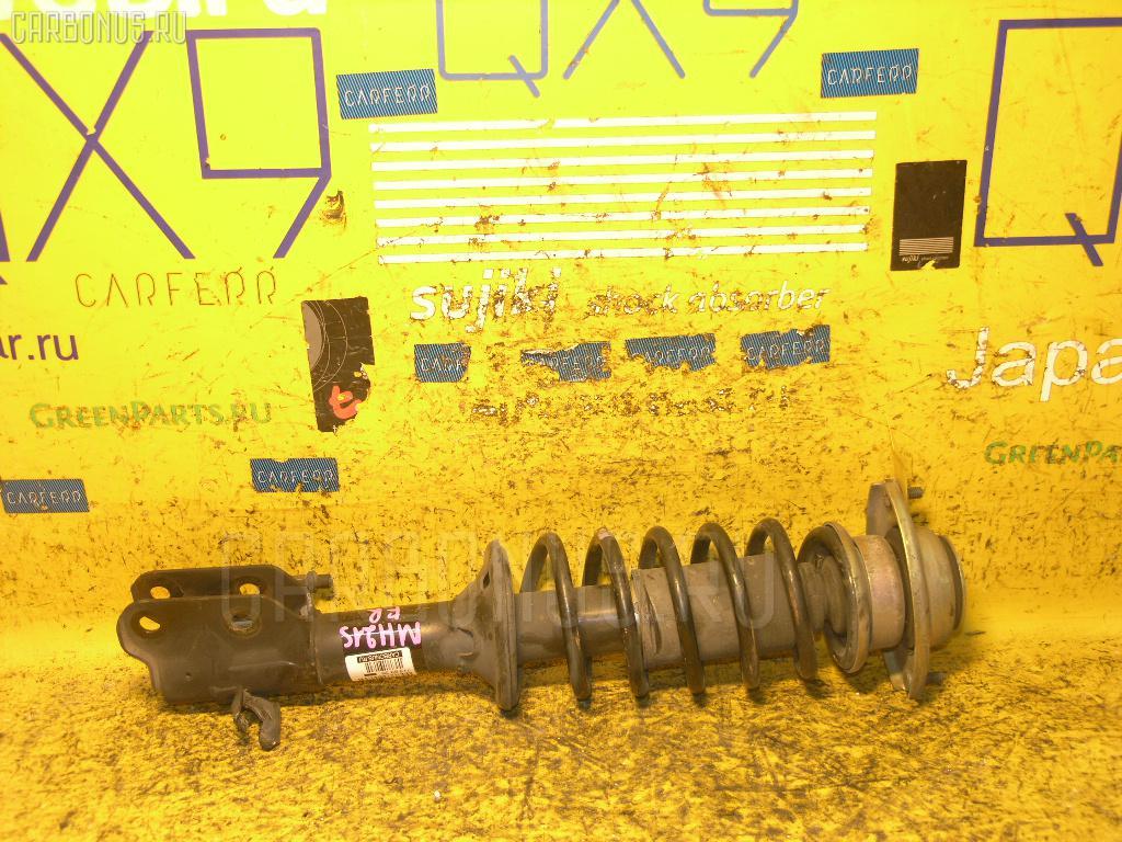 Стойка амортизатора Suzuki Wagon r MH21S K6A Фото 1
