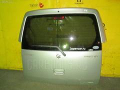 Дверь задняя Suzuki Wagon r MH21S Фото 1