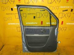 Дверь боковая на Suzuki Wagon R MH22S, Переднее Левое расположение