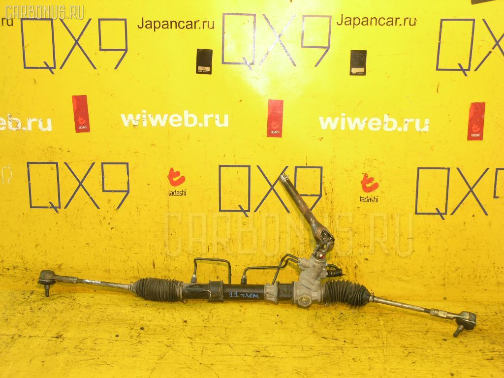 Рулевая рейка NISSAN OTTI H92W 3G83. Фото 4